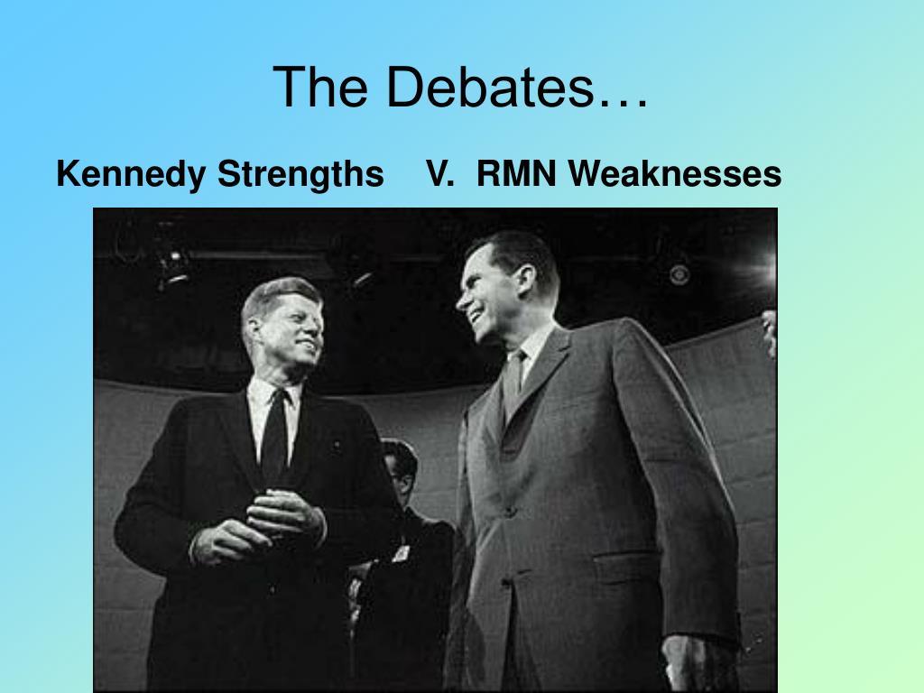 The Debates…
