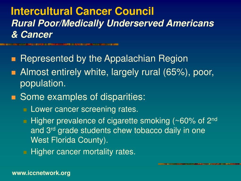 Intercultural Cancer Council