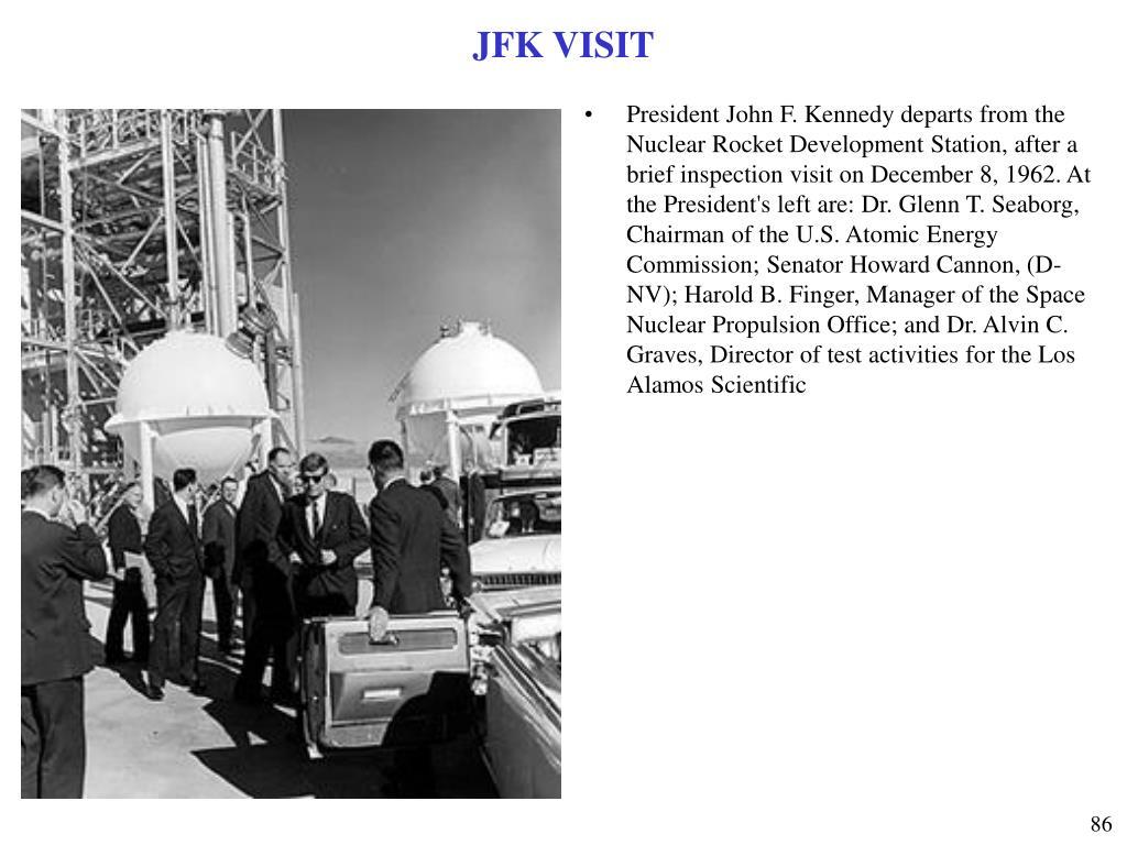 JFK VISIT