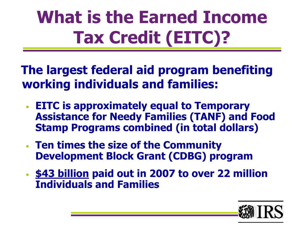 What is the Earned Income