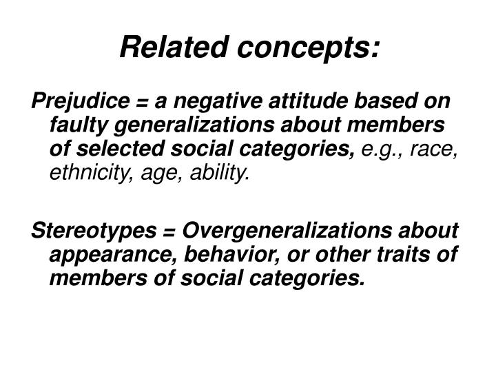 Related concepts: