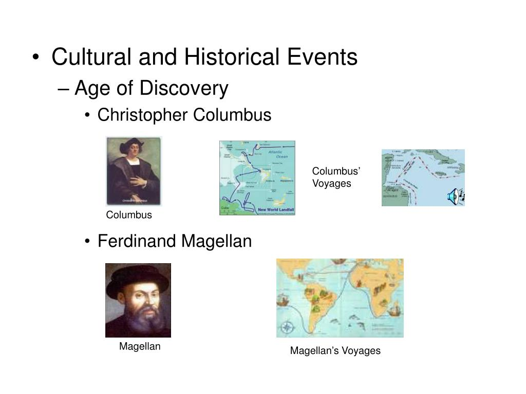 Cultural and Historical Events