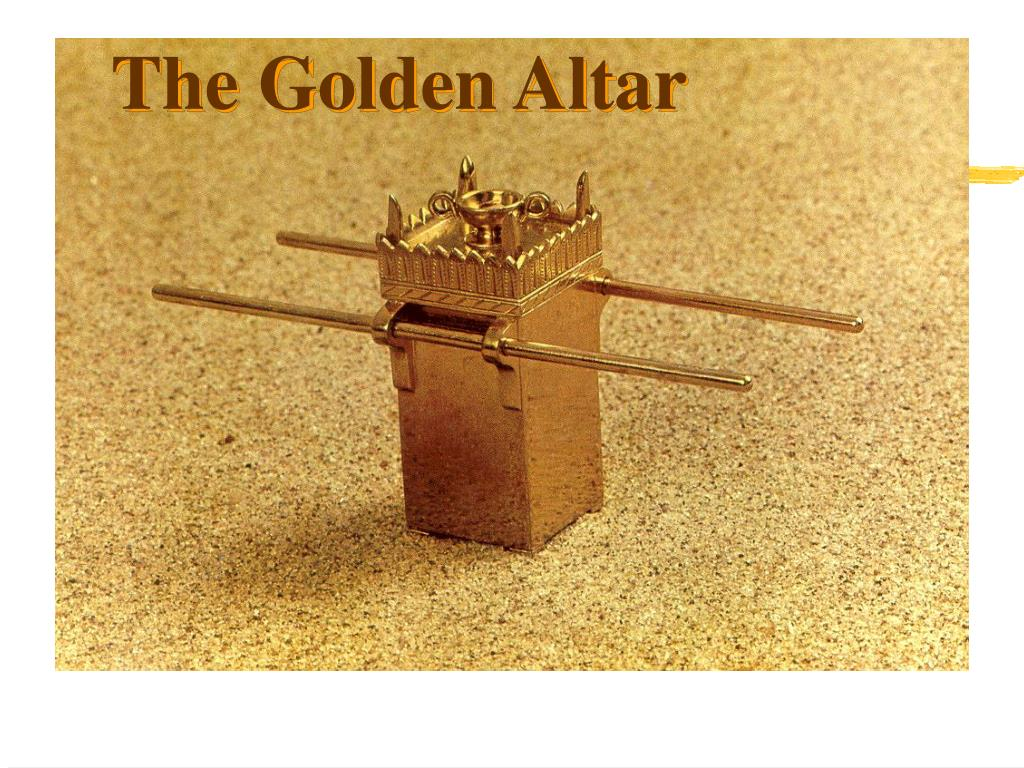 The Golden Altar
