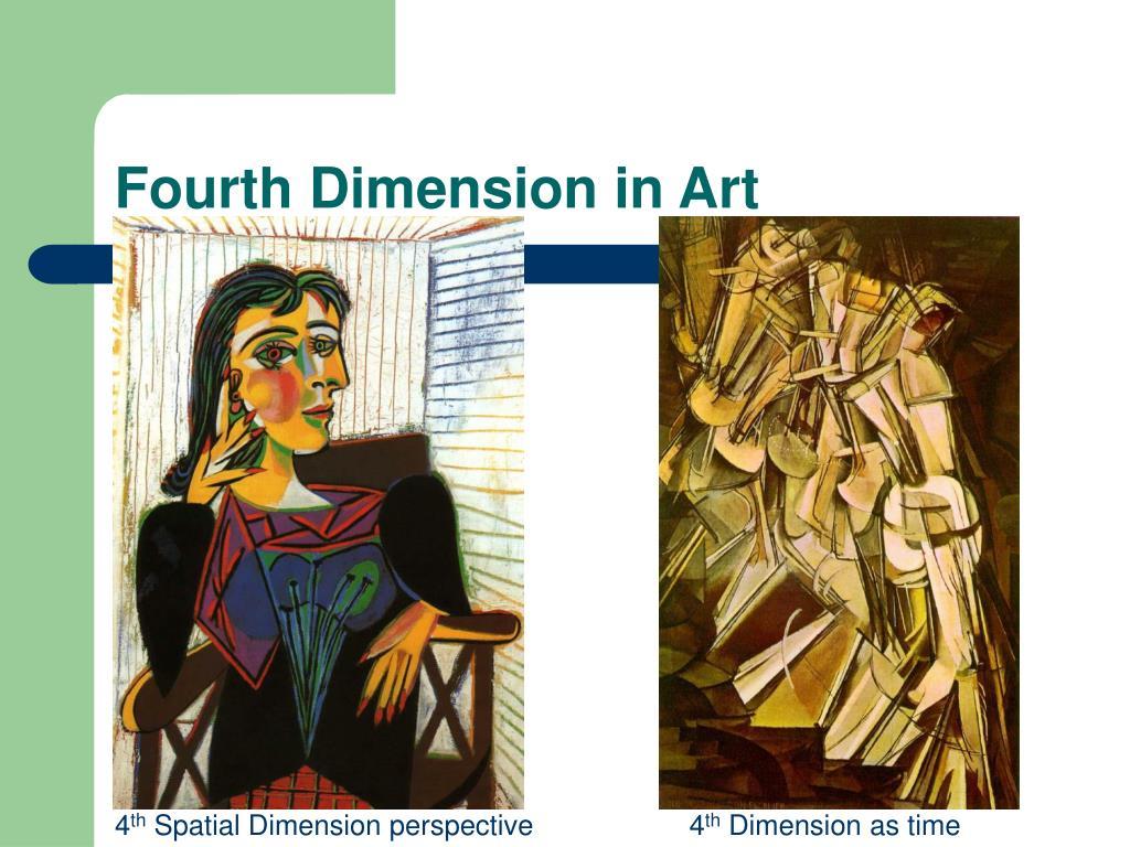 Fourth Dimension in Art