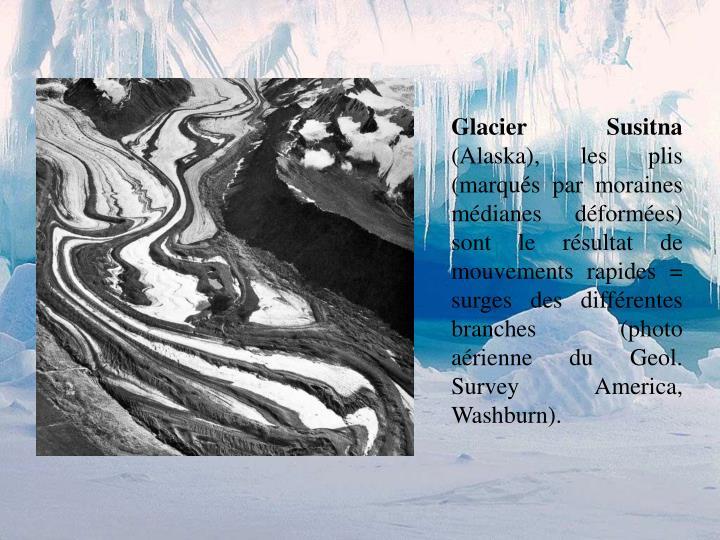 Glacier Susitna