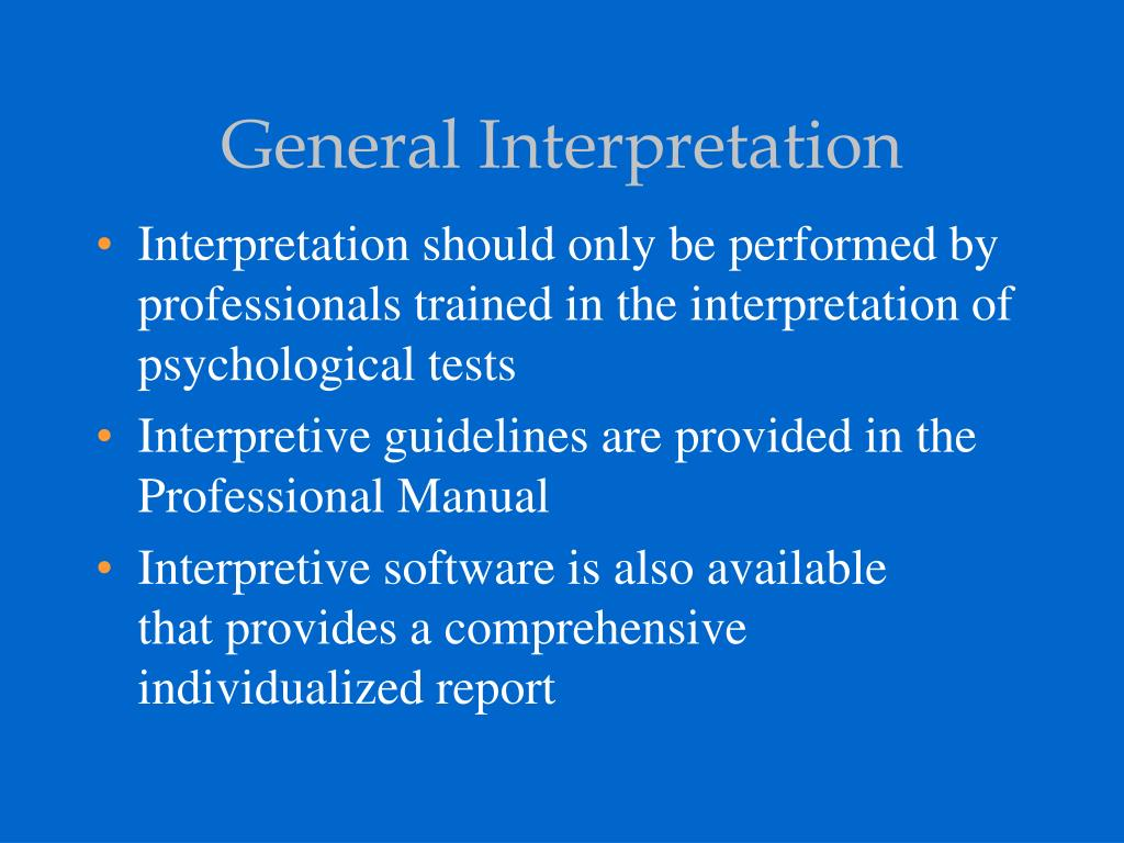 personality assessment inventory professional manual
