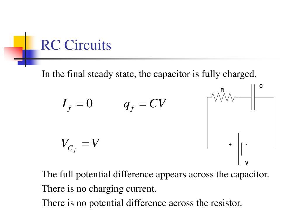 RC Circuits