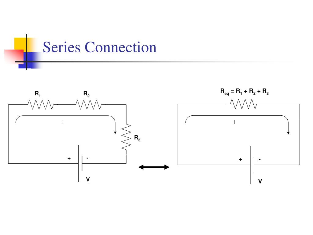 Series Connection