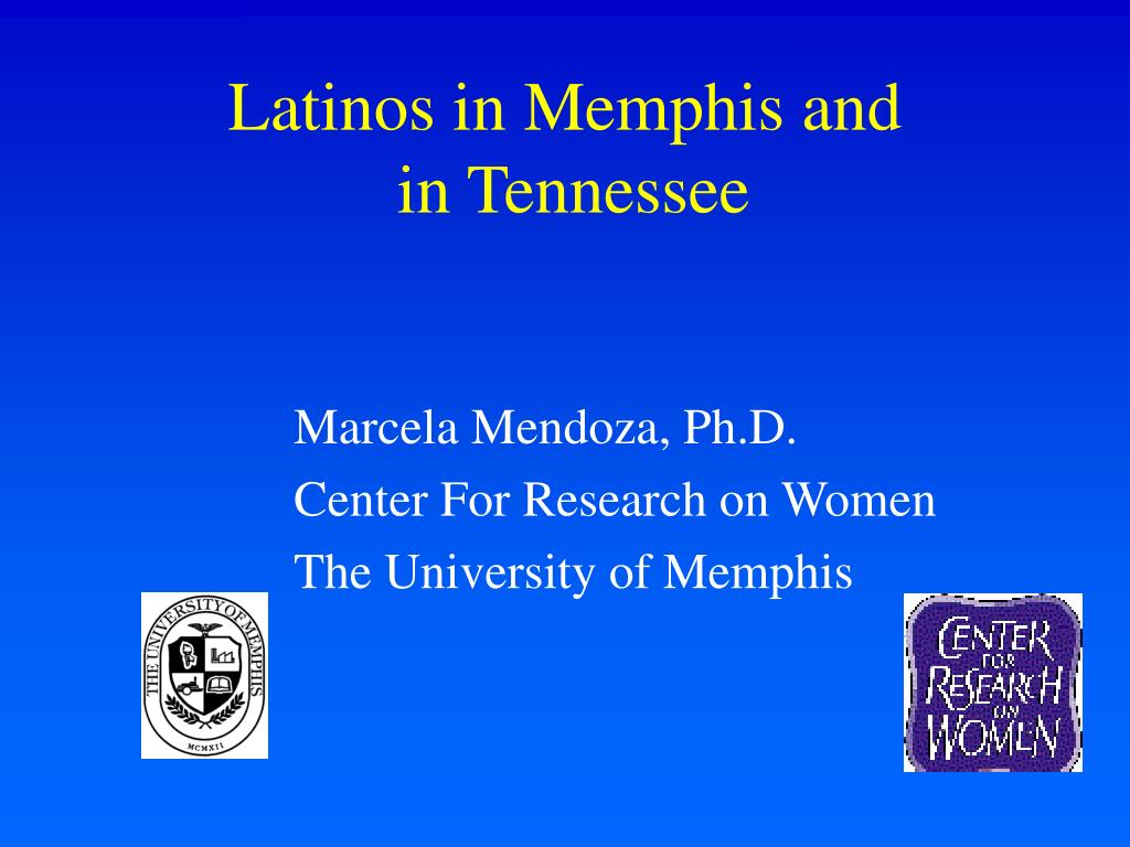 Latinos in Memphis and