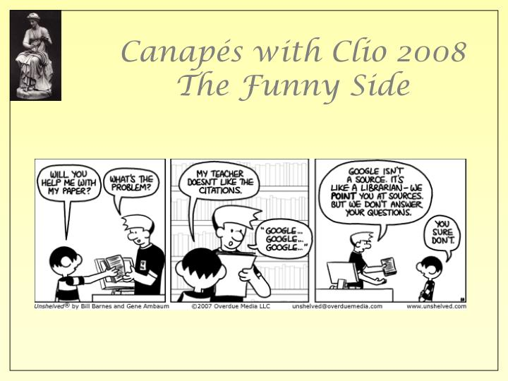 Canap s with clio 2008 the funny side3 l.jpg