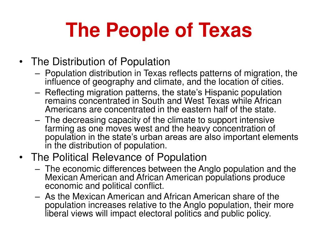 The People of Texas
