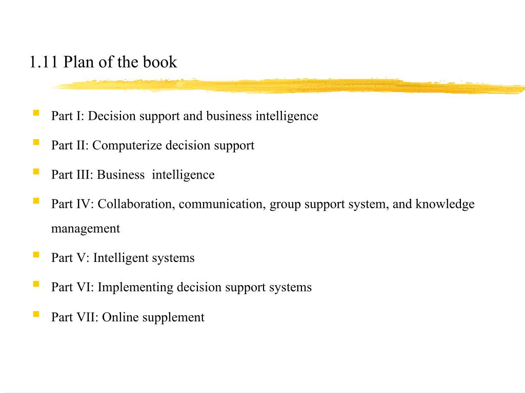 1.11 Plan of the book
