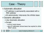 case theory12