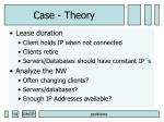 case theory14