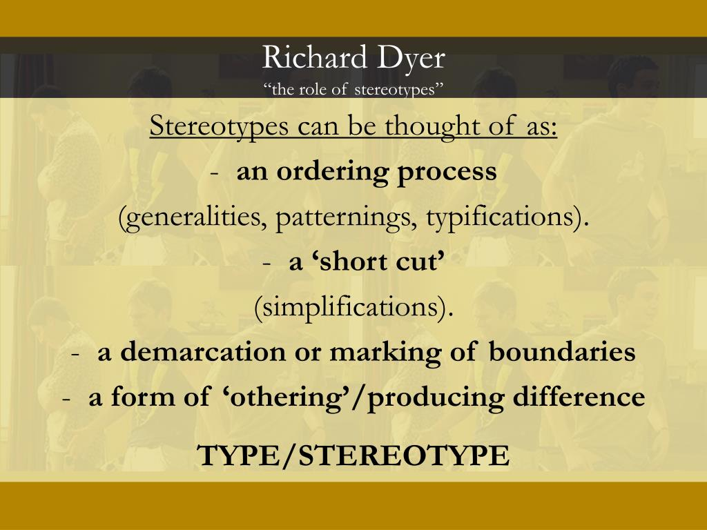 Richard Dyer
