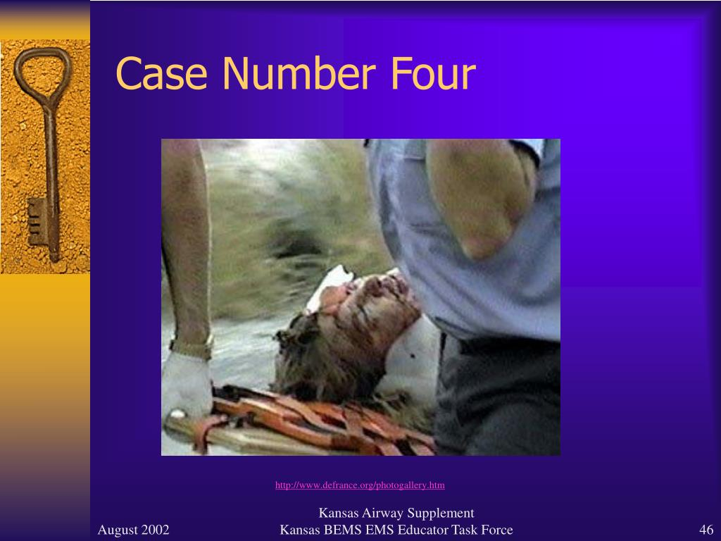 Case Number Four