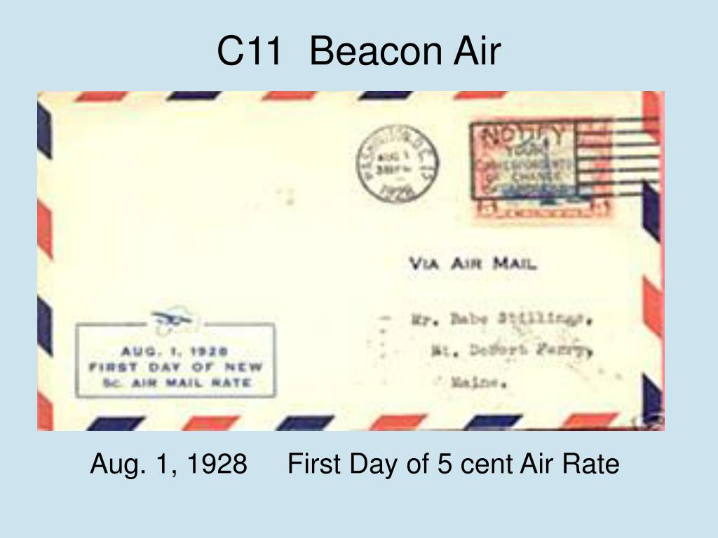 C11  Beacon Air