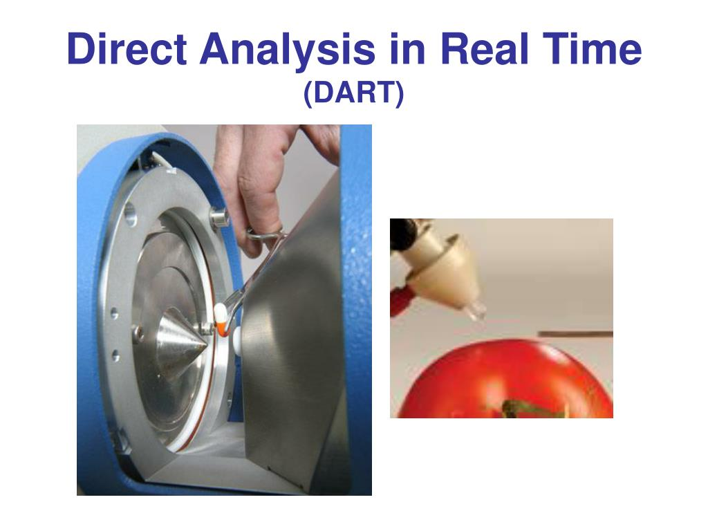 Direct Analysis in Real Time