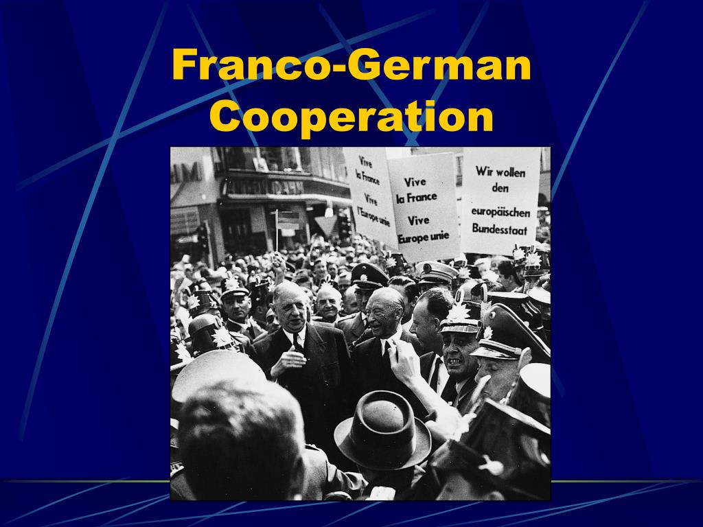 Franco-German Cooperation