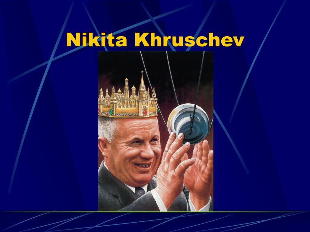 Nikita Khruschev