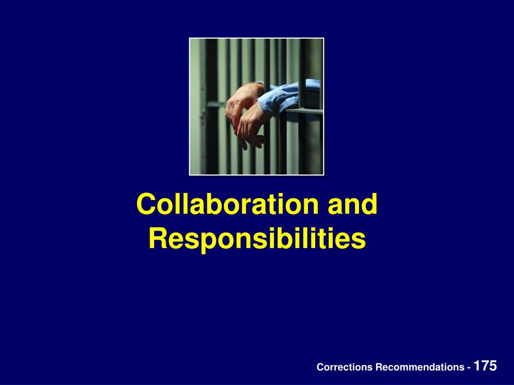 Collaboration and Responsibilities