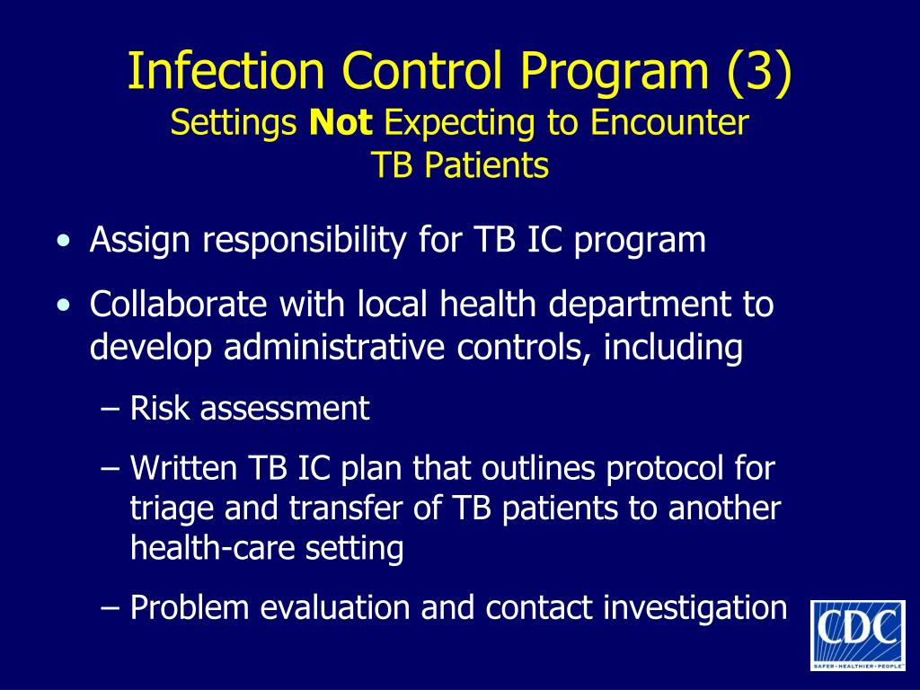 Infection Control Program (3)
