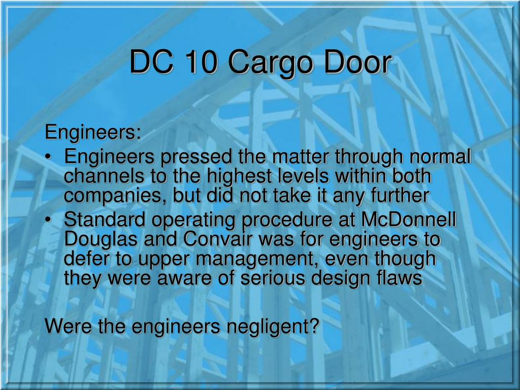 engineering ethics case studies powerpoint Case study: case-situation powerpoint] : these slides are funding for the international dimensions of ethics education in science and engineering project.