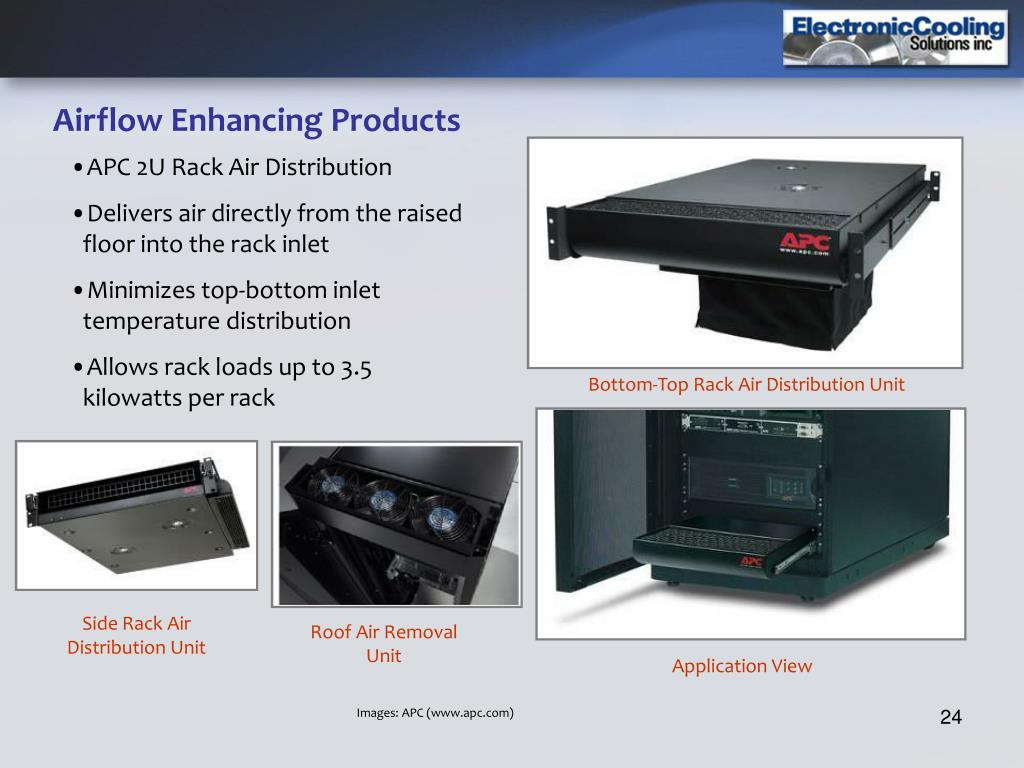 Airflow Enhancing Products