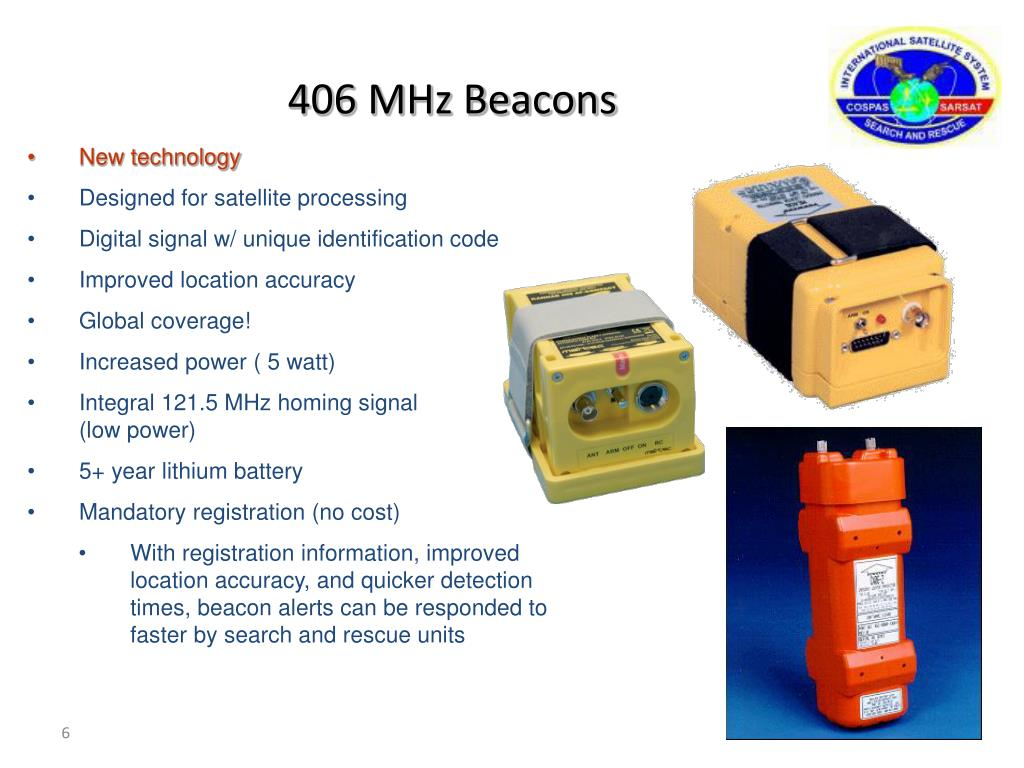Ppt Search And Rescue Satellite Aided Tracking System
