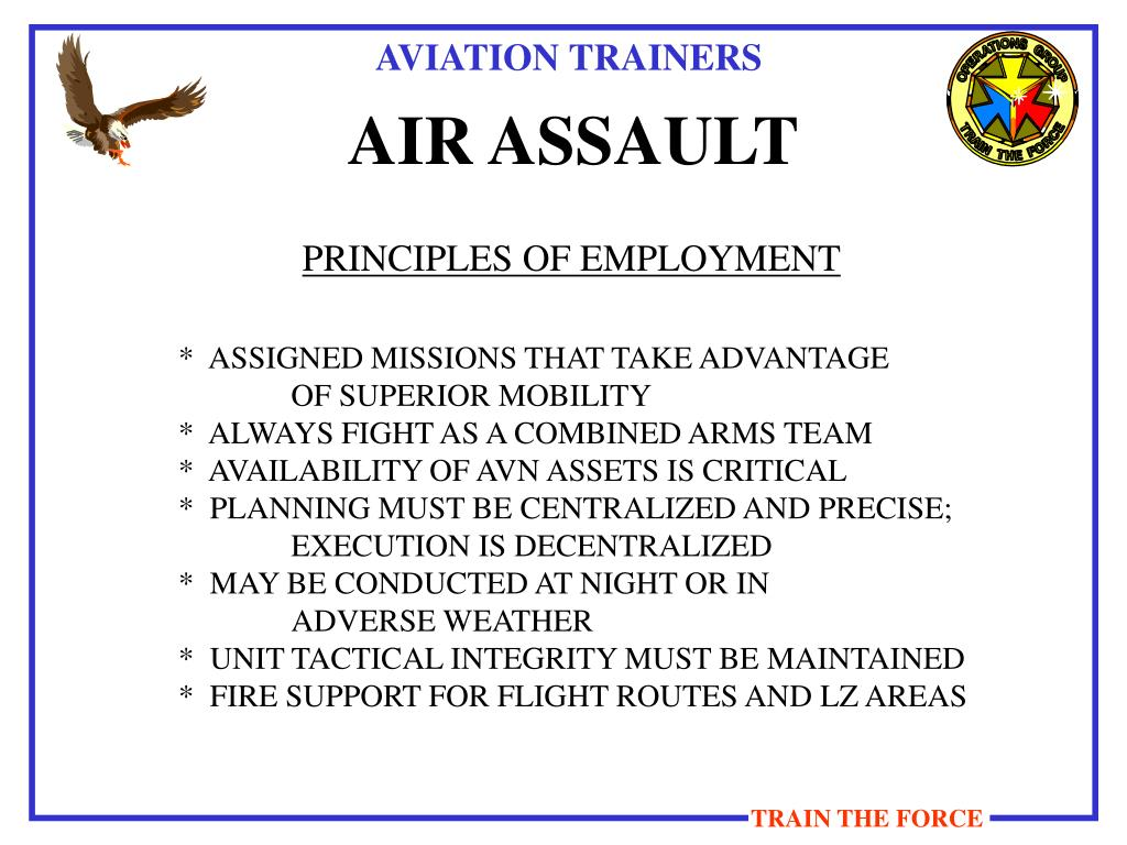 PRINCIPLES OF EMPLOYMENT