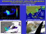 integration of aircraft satellites and models quantifying the asian dust source in trace p