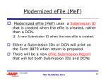 modernized efile mef20