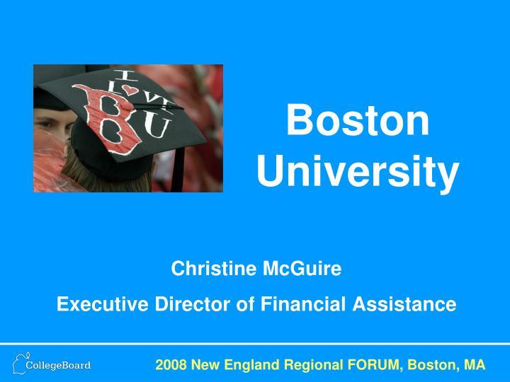 Christine McGuire