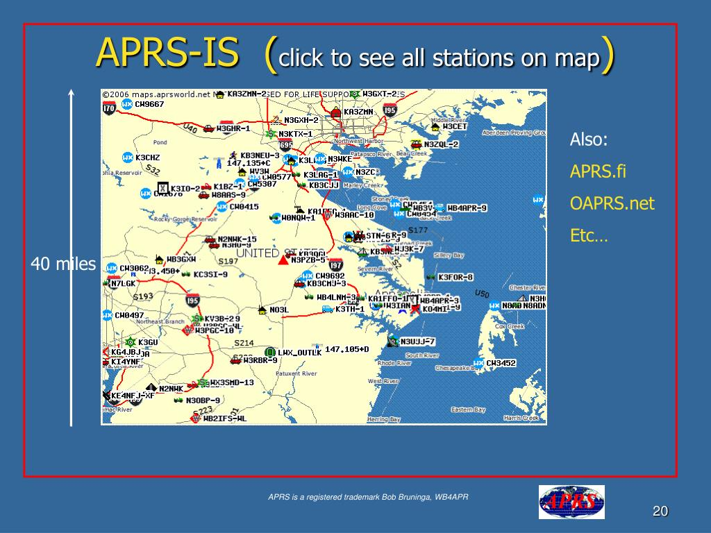 APRS-IS  (