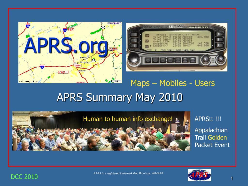 aprs org