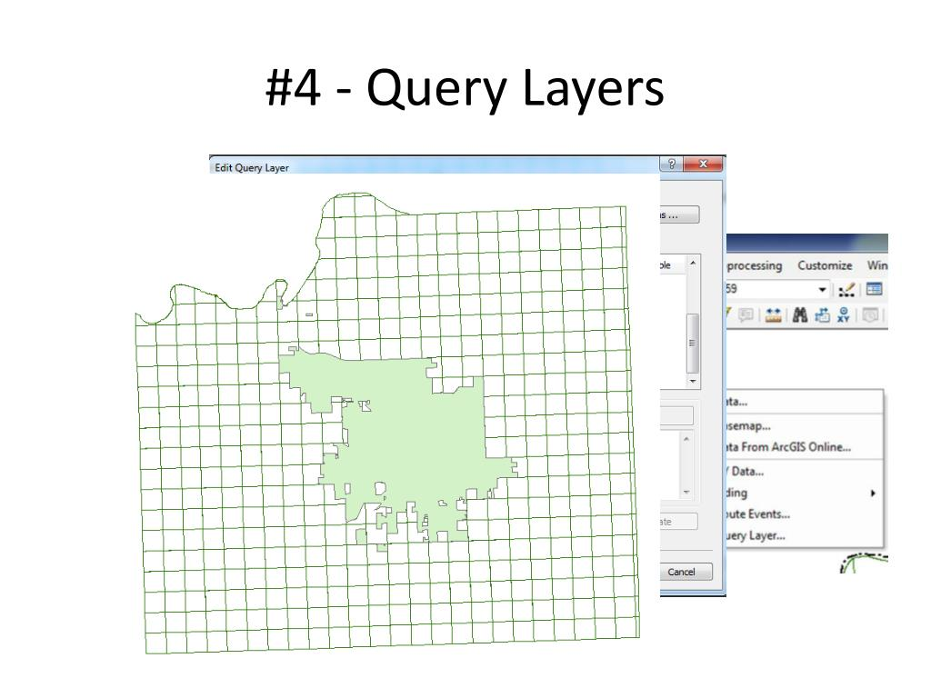 #4 - Query Layers