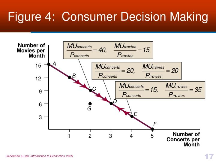 Figure 4:  Consumer Decision Making