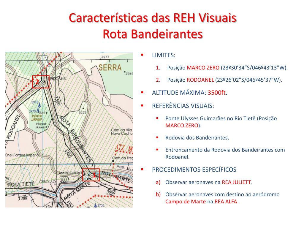 Características das REH Visuais