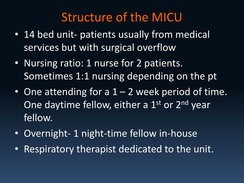 Structure of the MICU