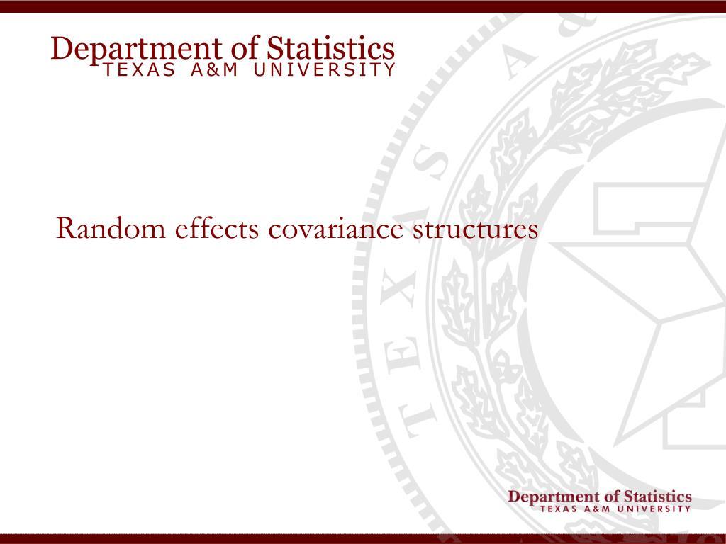 Department of Statistics