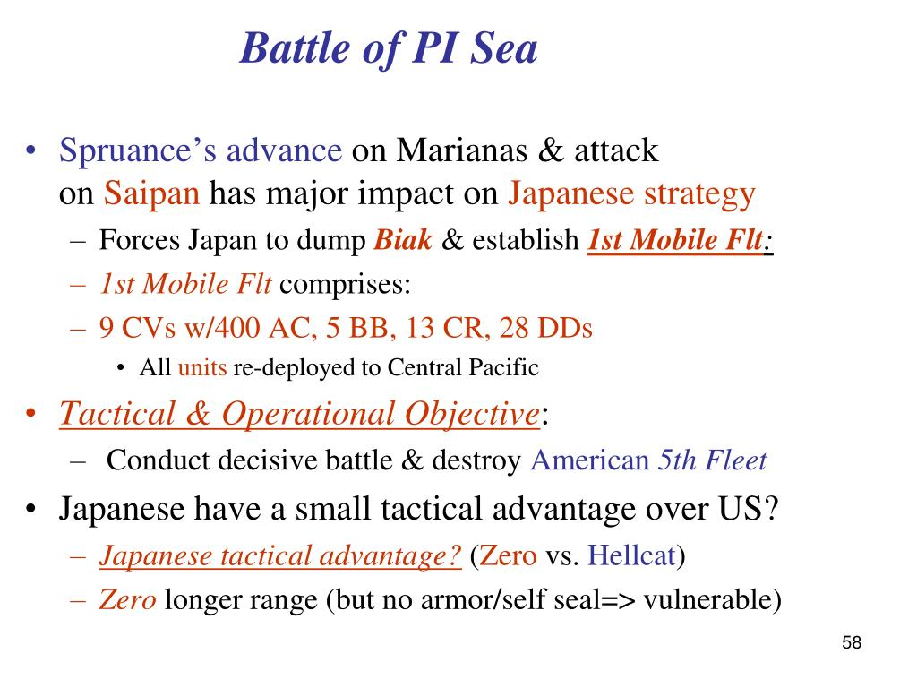 Battle of PI Sea