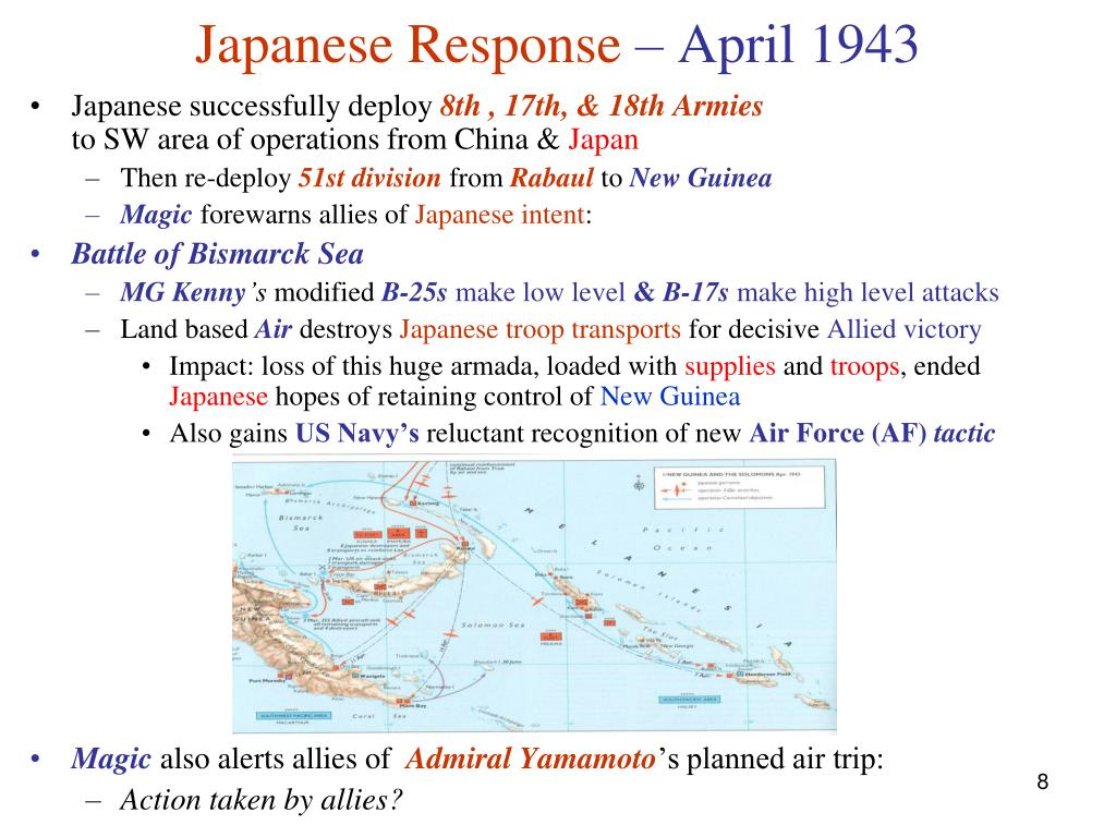 Japanese Response