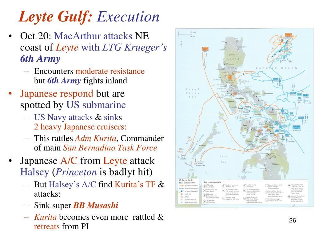 Leyte Gulf: