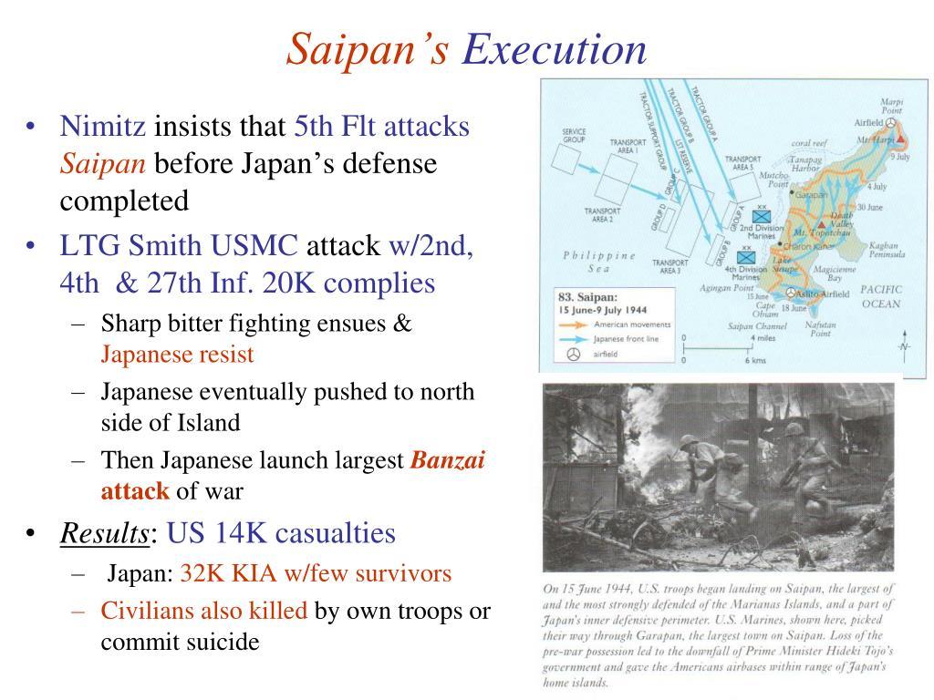 Saipan's