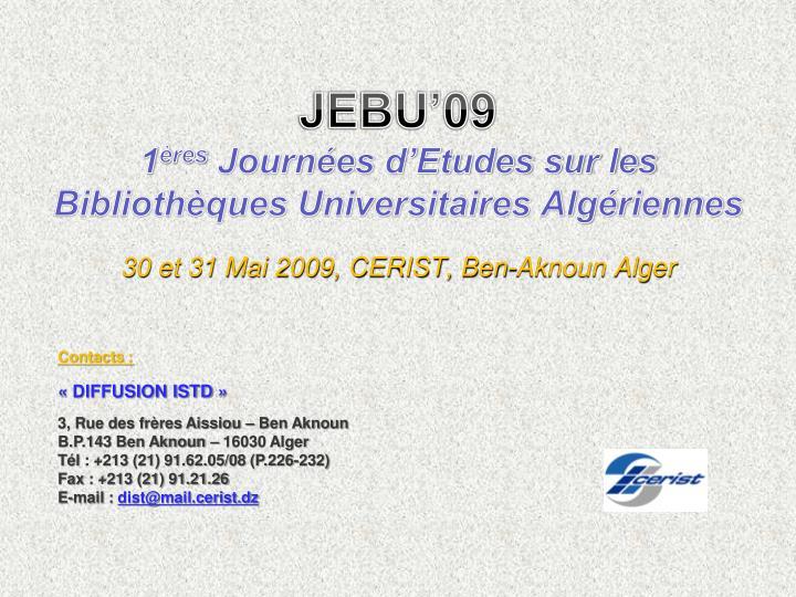 JEBU'09