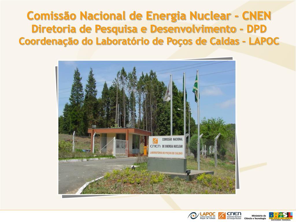 Comissão Nacional de Energia Nuclear - CNEN