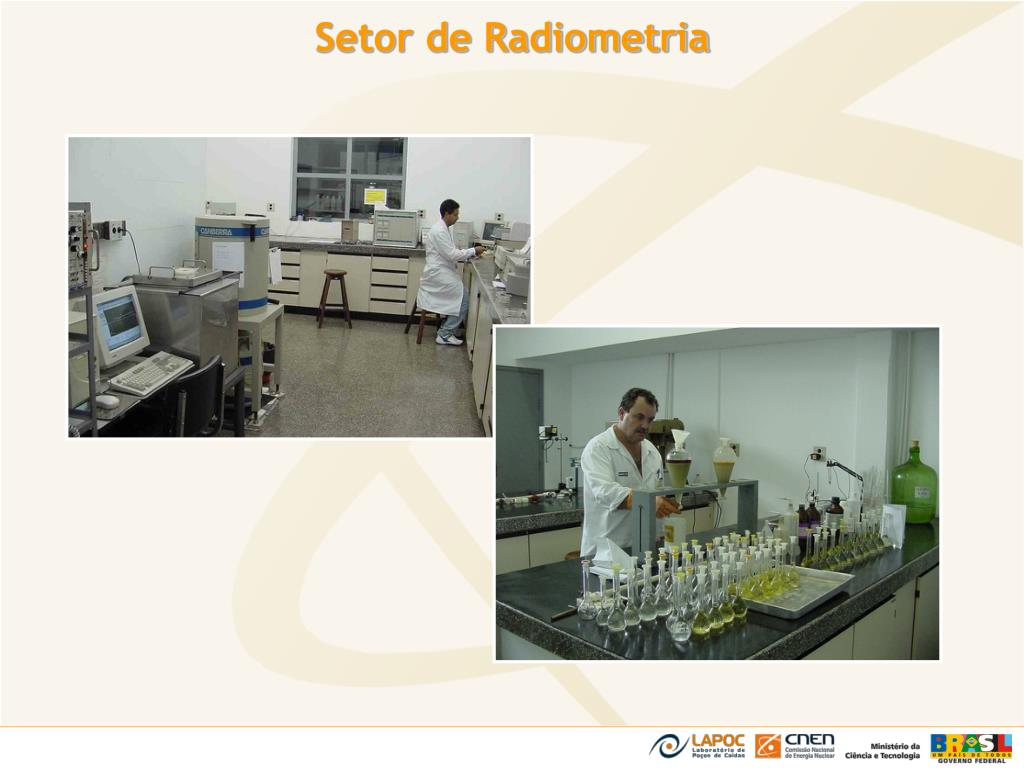 Setor de Radiometria