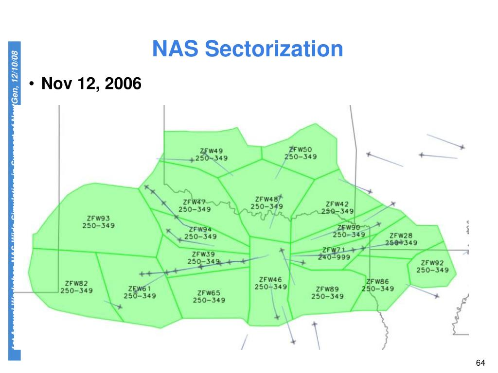 NAS Sectorization
