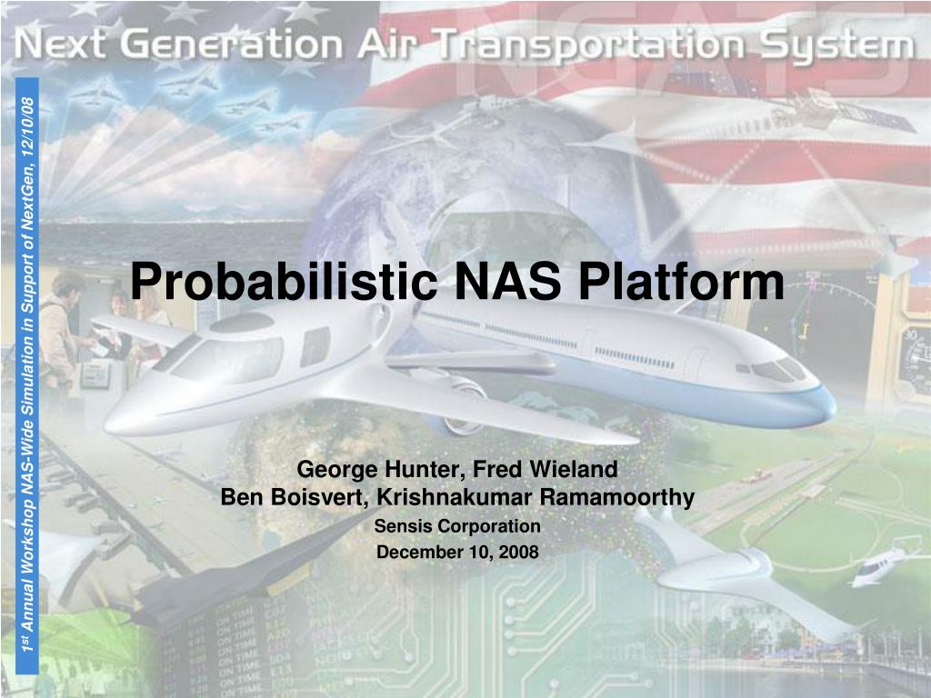 probabilistic nas platform