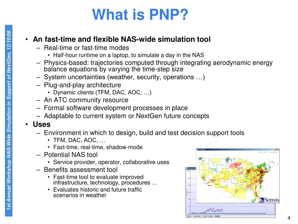 What is PNP?